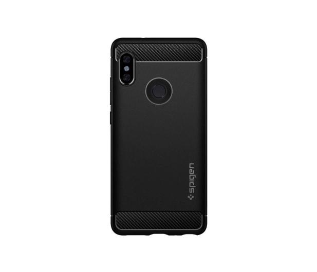 Spigen Rugged Armor do Xiaomi Redmi Note 5 Black - 462809 - zdjęcie 2