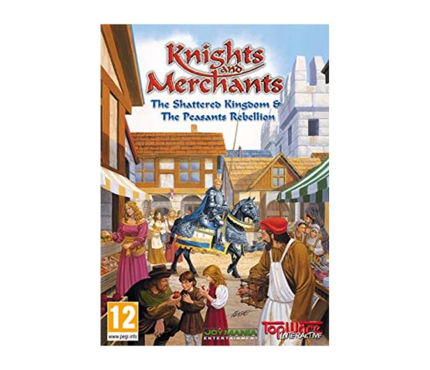 PC Knights and Merchants ESD Steam - 467050 - zdjęcie