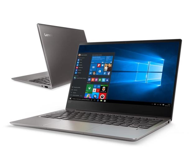 Lenovo Ideapad 720s-13 i5-8250U/8GB/256/Win10 Szary - 468781 - zdjęcie