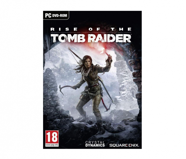 Square Enix Rise of the Tomb Raider ESD Steam - 467657 - zdjęcie
