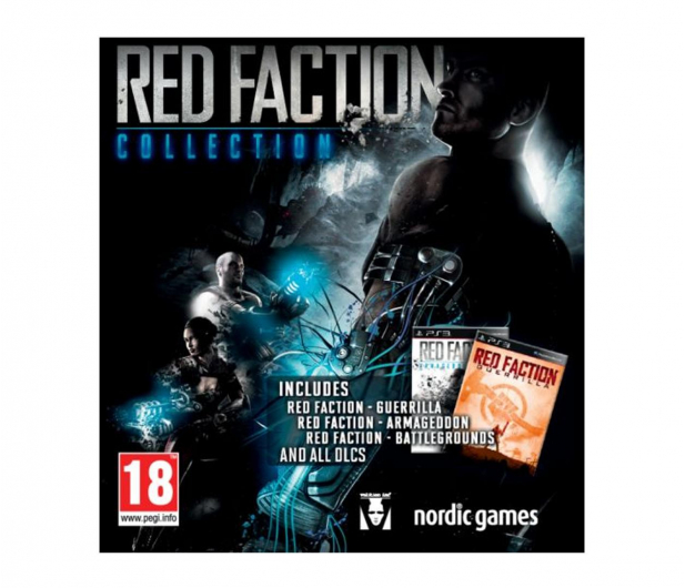 THQ Inc. Red Faction Collection ESD Steam - 467577 - zdjęcie
