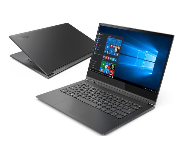 Lenovo YOGA C930-13 i7-8550U/8GB/512/Win10 Szary - 488100 - zdjęcie
