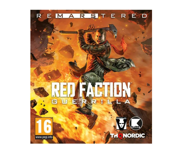 PC Red Faction: Guerrilla Re-Mars-tered ESD Steam - 467578 - zdjęcie