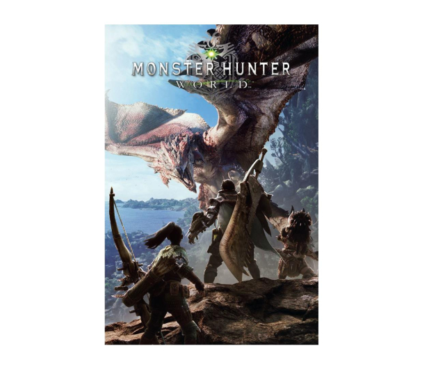 Capcom Monster Hunter: World ESD Steam - 461921 - zdjęcie