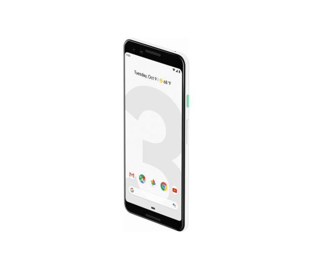 Google Pixel 3 128GB Clearly White  - 466659 - zdjęcie 4