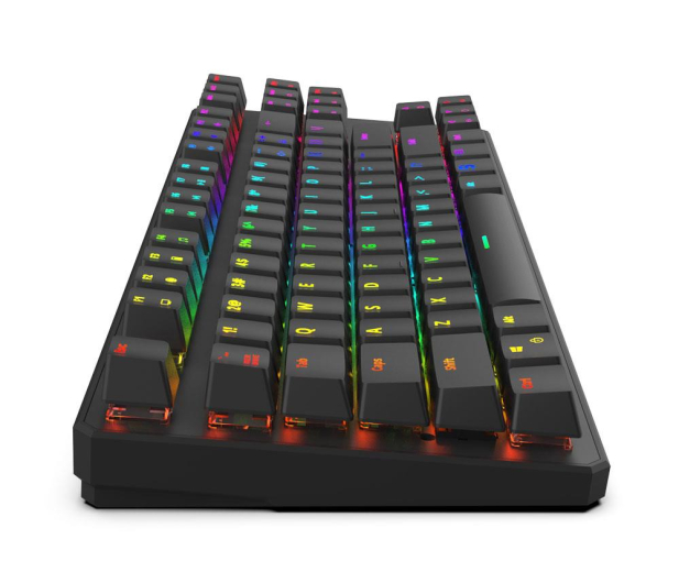 SPC Gear GK530 Tournament Kailh Blue RGB - 412043 - zdjęcie 6