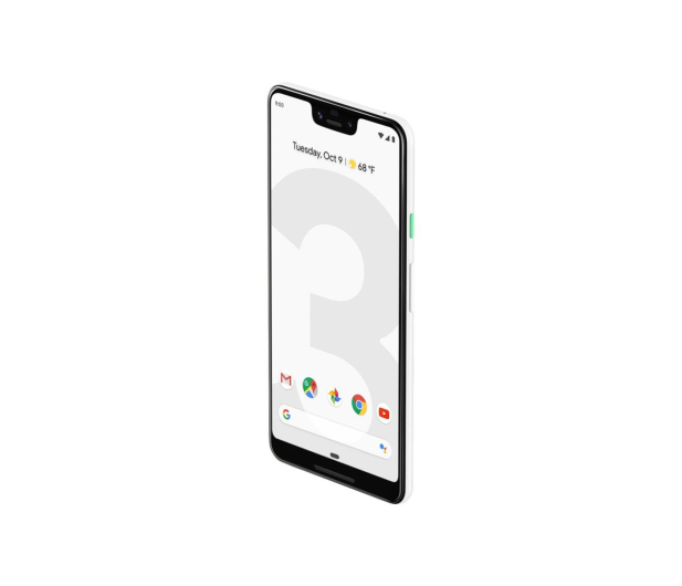 Google Pixel 3 XL 64GB Clearly White - 454352 - zdjęcie 4