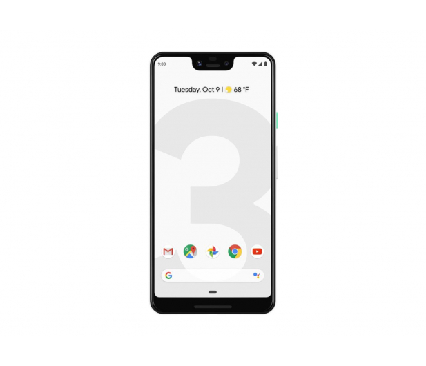 Google Pixel 3 XL 64GB Clearly White - 454352 - zdjęcie 2