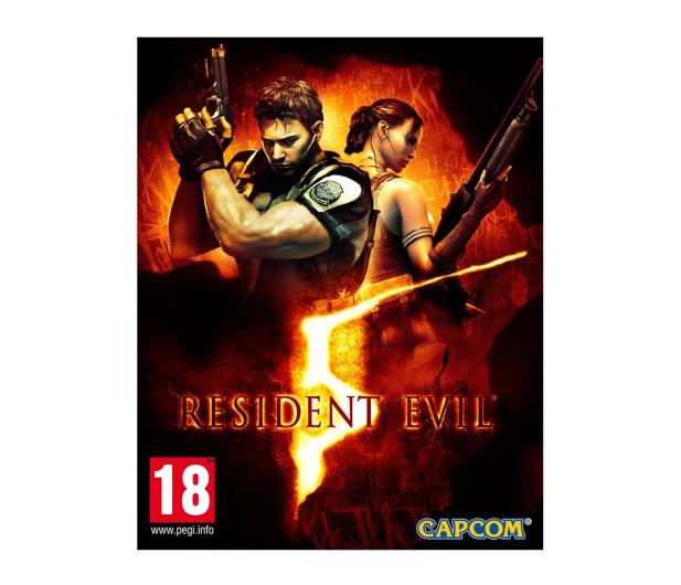 Capcom Resident Evil 5 ESD Steam - 467592 - zdjęcie