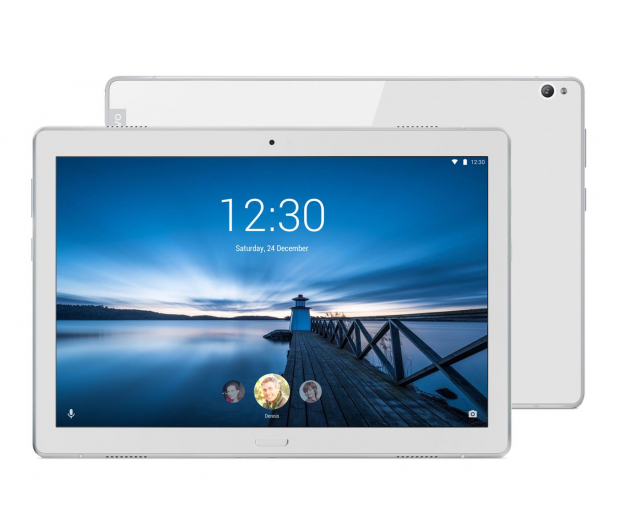 Lenovo TAB P10 4GB/64GB/Android 8.1 LTE Biały - 475148 - zdjęcie