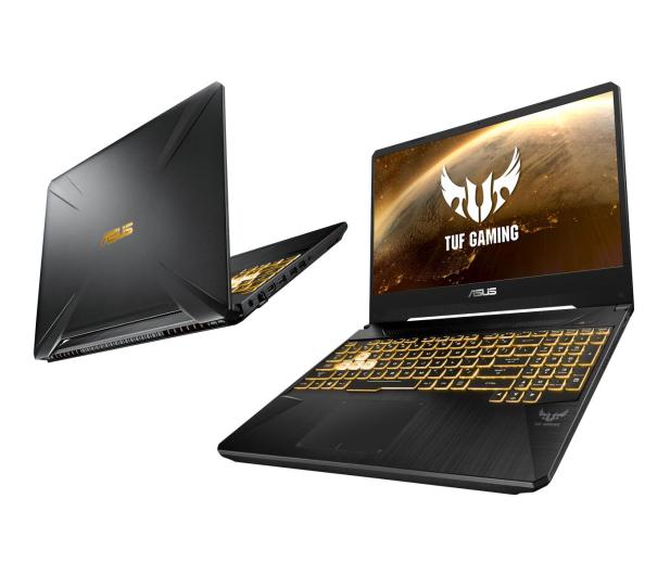 ASUS TUF Gaming FX505 R7-3750H/16GB/512 - 506201 - zdjęcie