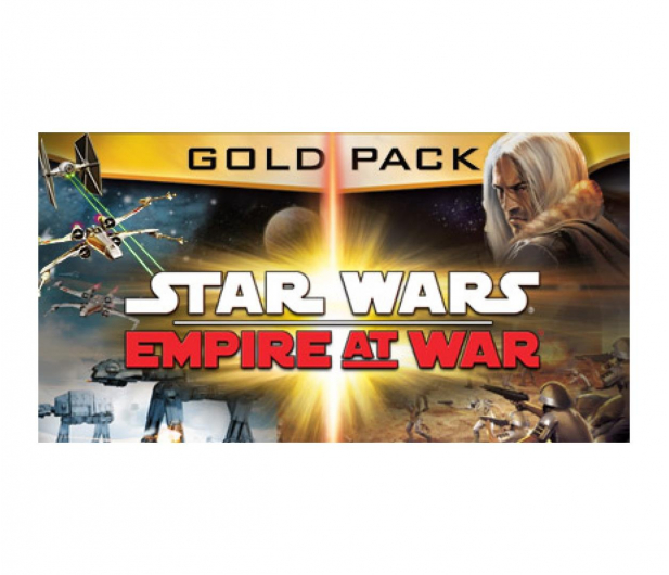PC Star Wars: Empire At War - Gold Pack ESD Steam - 469077 - zdjęcie 1