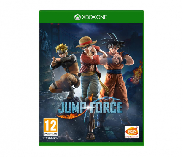 CENEGA Jump Force - 460580 - zdjęcie