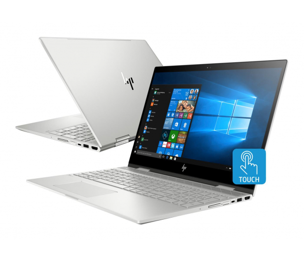 HP ENVY 15 x360 i5-8265U/16GB/480+1TB/Win10 IPS  - 471051 - zdjęcie