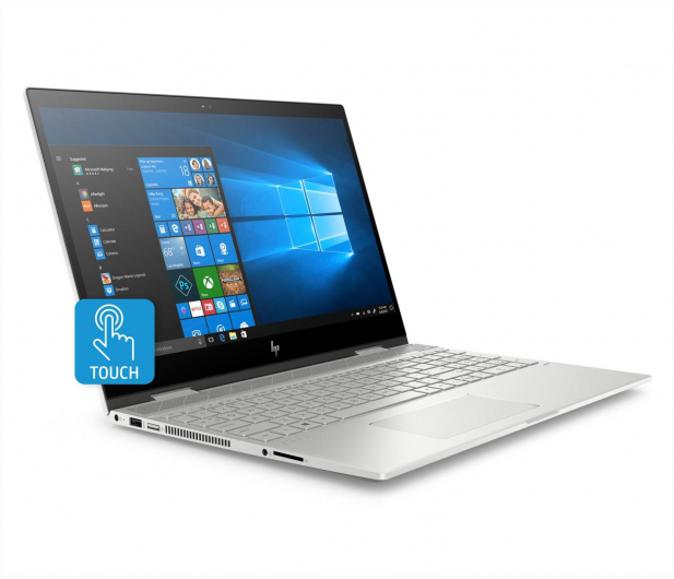 HP ENVY 15 x360 i5-8265U/32GB/480+1TB/Win10 IPS - 471052 - zdjęcie 2