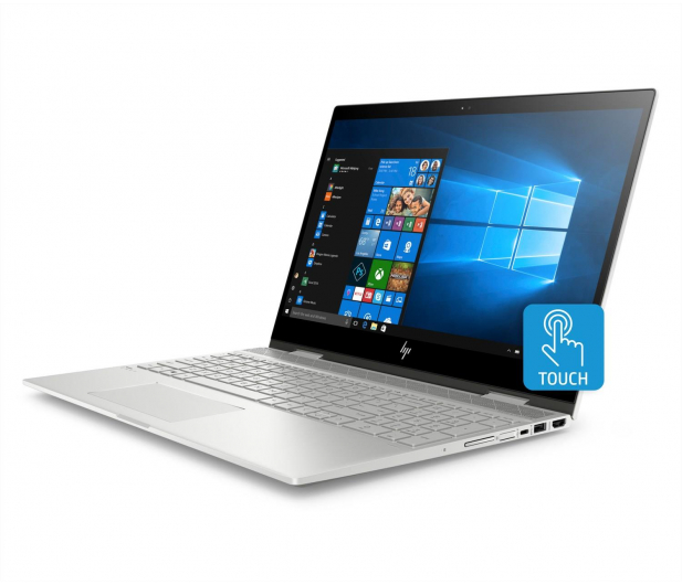 HP ENVY 15 x360 i5-8265U/32GB/480+1TB/Win10 IPS - 471052 - zdjęcie 4