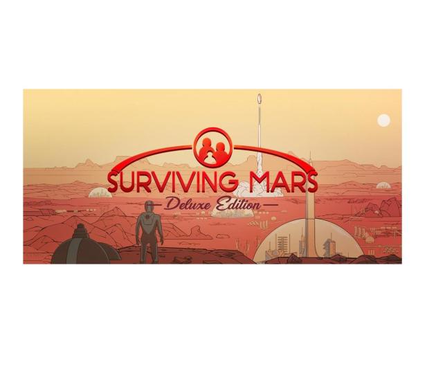 Paradox Interactive Surviving Mars Deluxe Edition - 469171 - zdjęcie