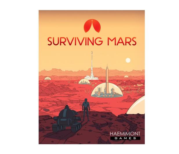 PC Surviving Mars ESD Steam - 469170 - zdjęcie