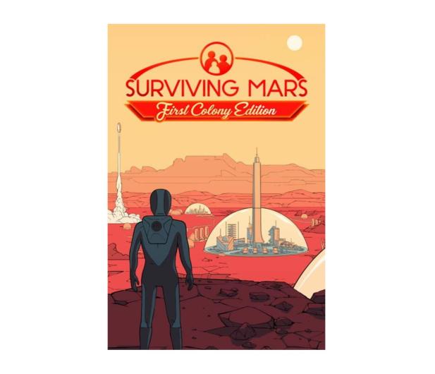 PC Surviving Mars First Colony Edition ESD Steam - 469172 - zdjęcie