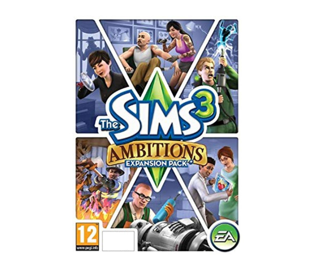 PC The Sims 3: Ambitions ESD Origin - 469276 - zdjęcie