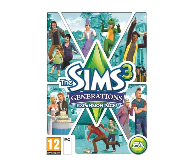 PC The Sims 3: Generations ESD Origin - 469280 - zdjęcie