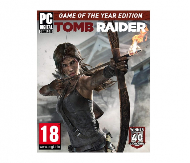 PC Tomb Raider GOTY ESD Steam - 469344 - zdjęcie