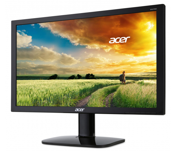 Acer KA240HQBBID czarny - 477490 - zdjęcie 3