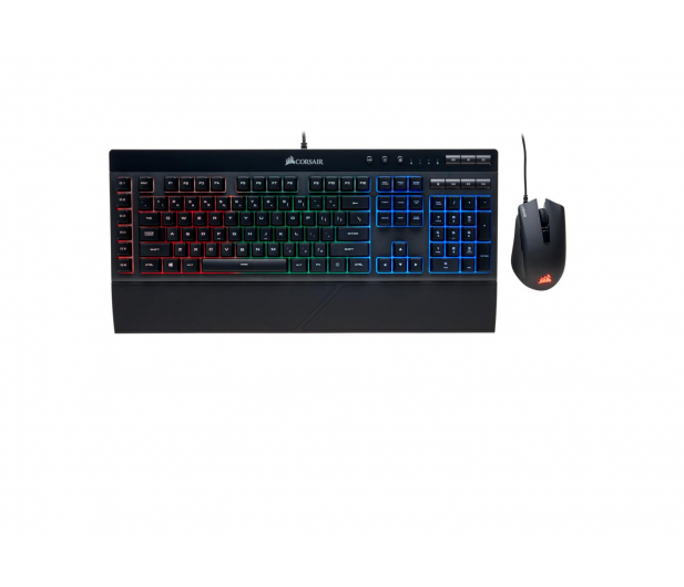 Corsair K55 Gaming Keyboard & Harpoon Mouse Combo (RGB)  - 466094 - zdjęcie 3