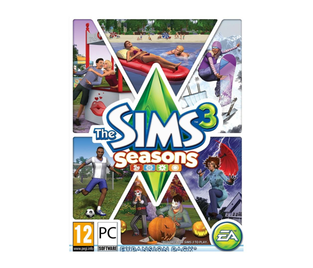 EA The Sims 3: Seasons ESD Origin - 469295 - zdjęcie