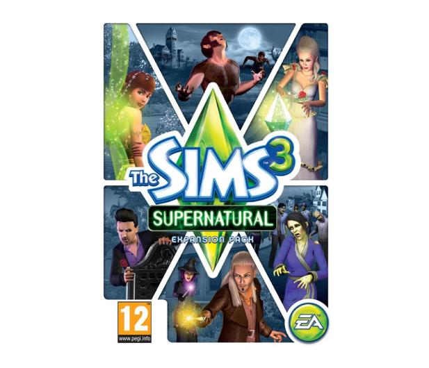 PC The Sims 3: Supernatural ESD Origin - 469297 - zdjęcie