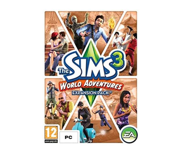 PC The Sims 3: World Adventures ESD Origin - 469299 - zdjęcie