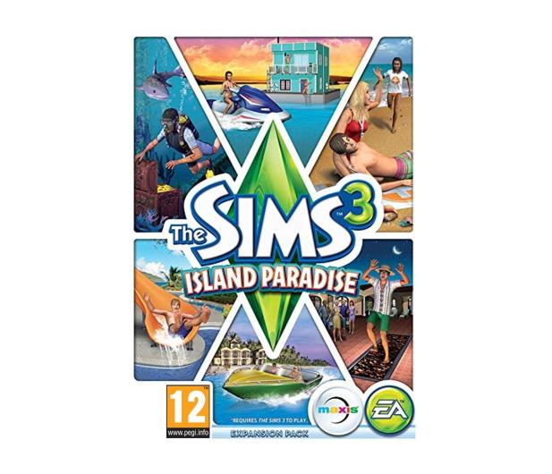 EA The Sims 3: Island Paradise ESD Origin - 469288 - zdjęcie