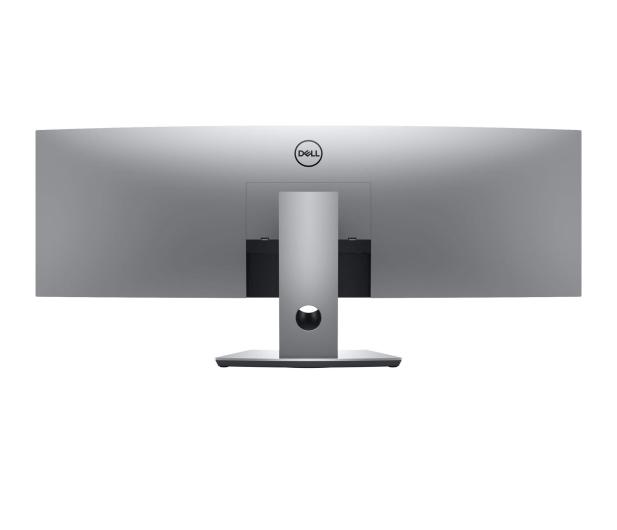 Dell U4919DW czarno-srebrny - 469217 - zdjęcie 5