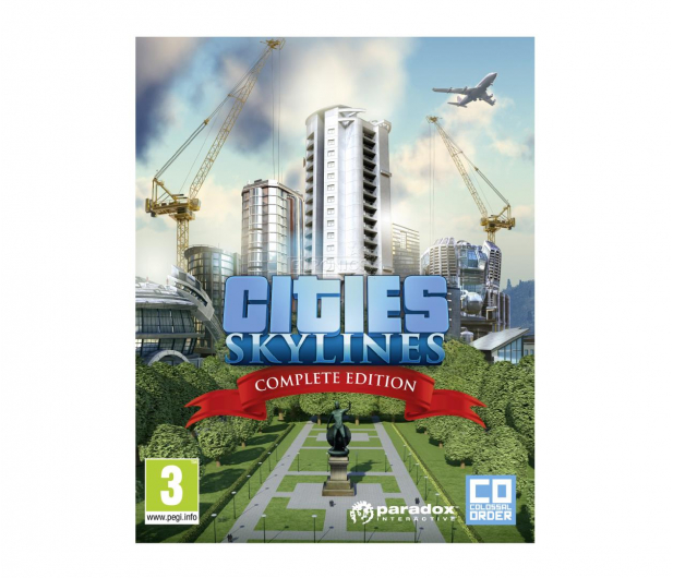 PC Cities: Skylines Complete Edition ESD Steam - 464714 - zdjęcie