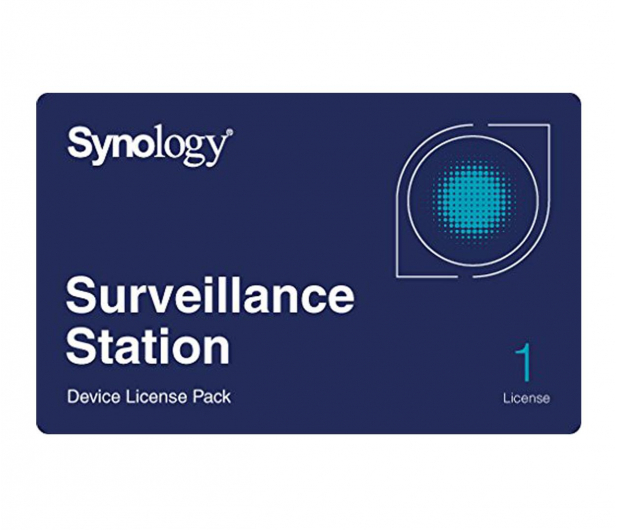 Synology Licencja Camera License Pack (1 dodatkowa kamera) - 223018 - zdjęcie