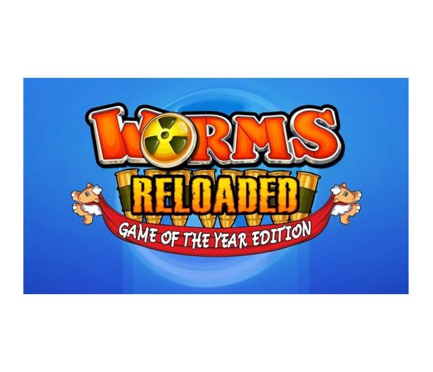 PC Worms Reloaded GOTY - 469574 - zdjęcie