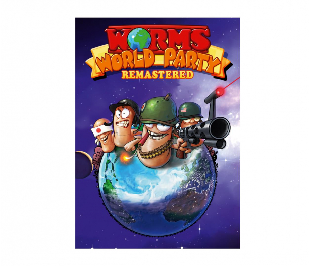 PC Worms World Party Remastered ESD  - 469590 - zdjęcie