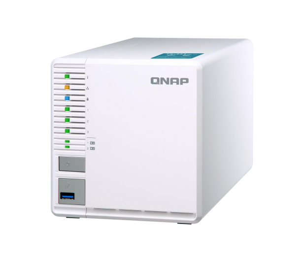 QNAP TS-351-2G(3xHDD, 2x2.41-2.58GHz, 2GB, 3xUSB,1xLAN) - 466896 - zdjęcie 3