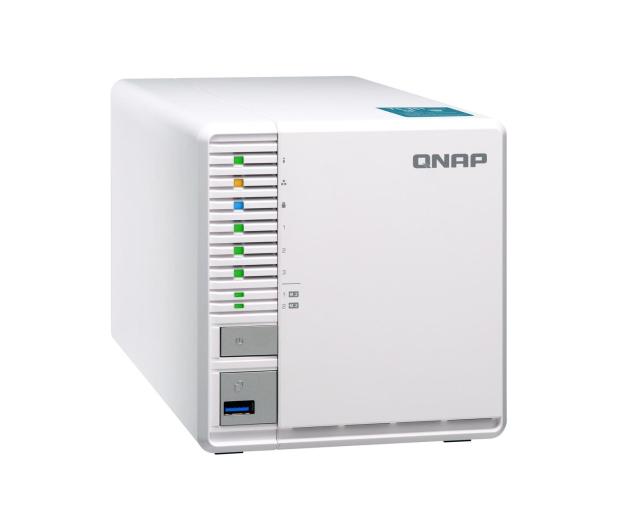 QNAP TS-351-2G(3xHDD, 2x2.41-2.58GHz, 2GB, 3xUSB,1xLAN) - 466896 - zdjęcie 2
