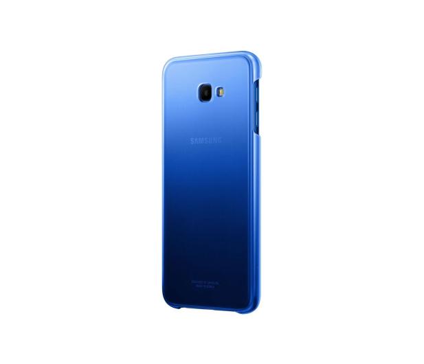Samsung Gradation cover do Galaxy J4+ niebieskie  - 469283 - zdjęcie 5