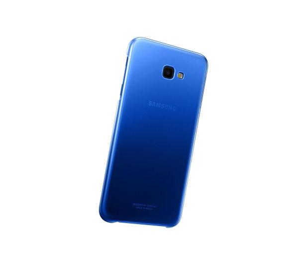 Samsung Gradation cover do Galaxy J4+ niebieskie  - 469283 - zdjęcie 6