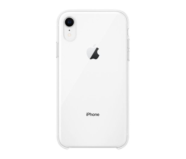 Apple Clear Case do iPhone XR - 469063 - zdjęcie 1