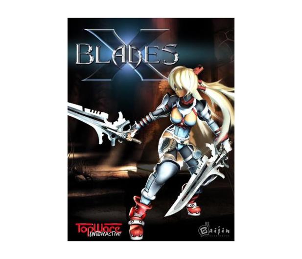 Topware Interactive X-Blades ESD Steam - 469626 - zdjęcie