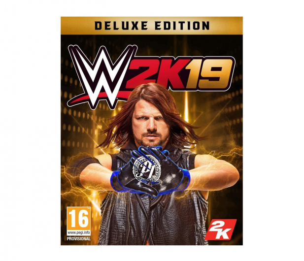 2K Games WWE 2K19 Digital Deluxe Edition ESD Steam - 469624 - zdjęcie