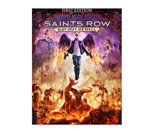 PC Saints Row:Gat out of Hell First Edition ESD Steam - 467689 - zdjęcie