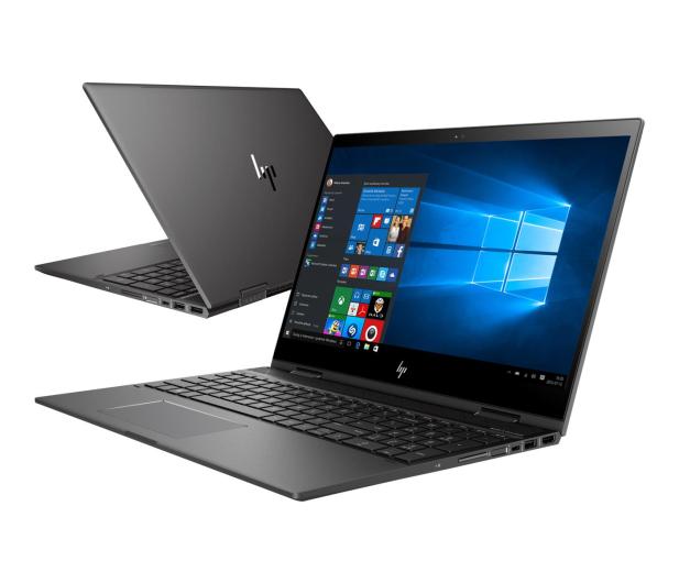 HP ENVY 15 x360 i5-8265U/8GB/480/Win10 MX150  - 481976 - zdjęcie