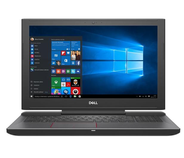 Dell Inspiron G5 i9-8950HK/32GB/480+1000/Win10 GTX1060  - 466836 - zdjęcie 2