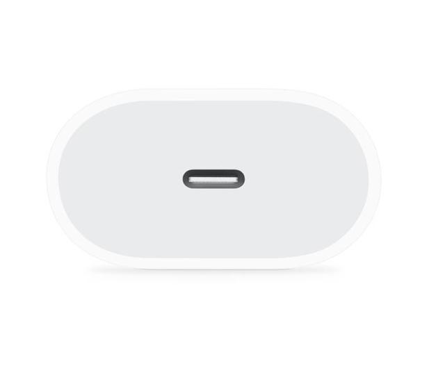 Apple Ładowarka Sieciowa USB-C 18W Fast Charge  - 469892 - zdjęcie 3