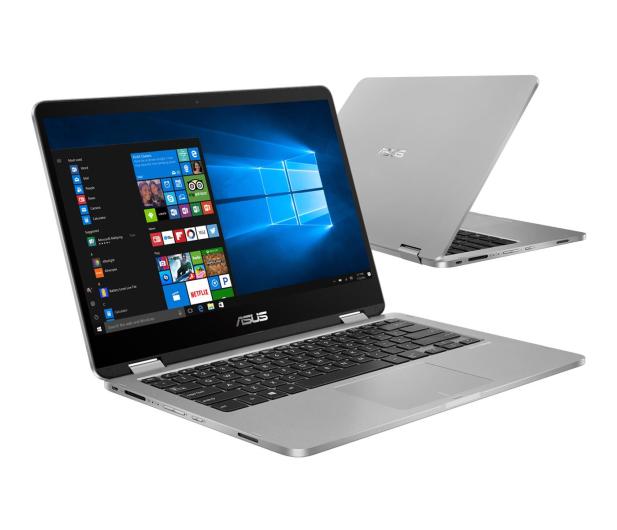 ASUS VivoBook Flip 14 TP401MA N4000/4GB/64/Win10+Office - 468297 - zdjęcie
