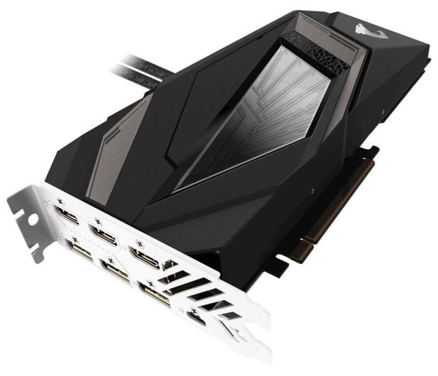 Gigabyte GeForce RTX 2080 Ti AORUS XTREME WF 11GB GDDR6 - 462110 - zdjęcie 2